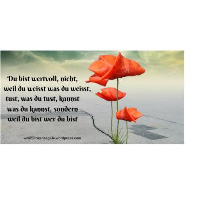 wertvoll – Glaube-Hoffnung-Liebe